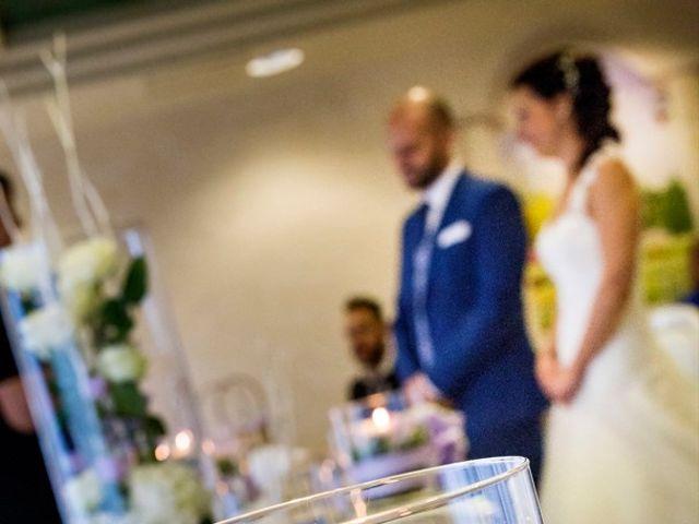 Il matrimonio di Luca e Stefania a Paderno Franciacorta, Brescia 42