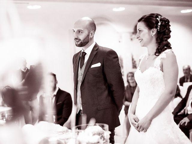 Il matrimonio di Luca e Stefania a Paderno Franciacorta, Brescia 43