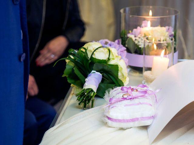 Il matrimonio di Luca e Stefania a Paderno Franciacorta, Brescia 44