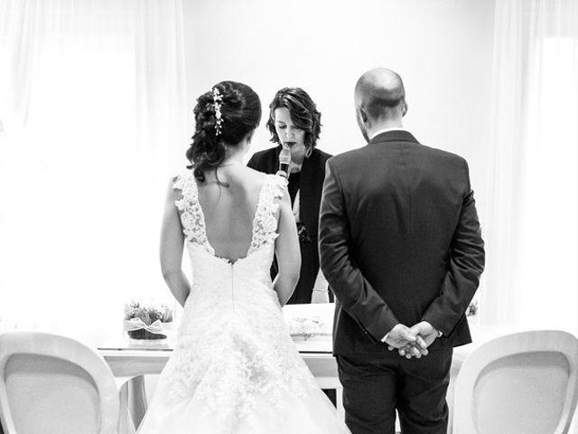 Il matrimonio di Luca e Stefania a Paderno Franciacorta, Brescia 45