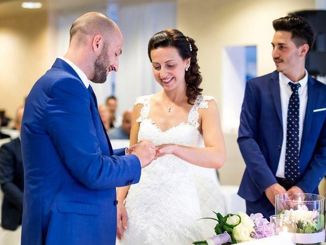Il matrimonio di Luca e Stefania a Paderno Franciacorta, Brescia 47