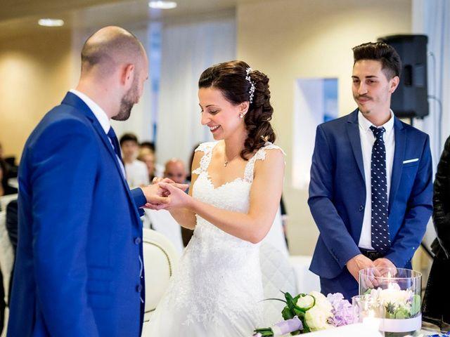 Il matrimonio di Luca e Stefania a Paderno Franciacorta, Brescia 48