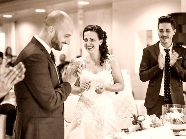 Il matrimonio di Luca e Stefania a Paderno Franciacorta, Brescia 49