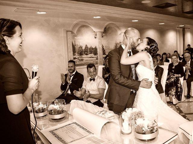 Il matrimonio di Luca e Stefania a Paderno Franciacorta, Brescia 50
