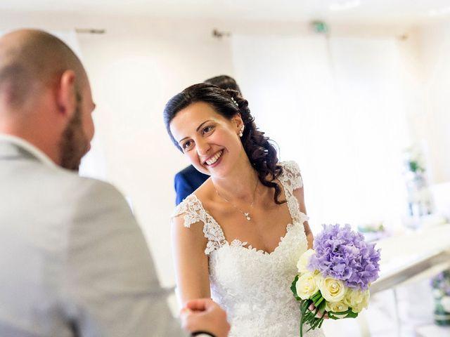 Il matrimonio di Luca e Stefania a Paderno Franciacorta, Brescia 51