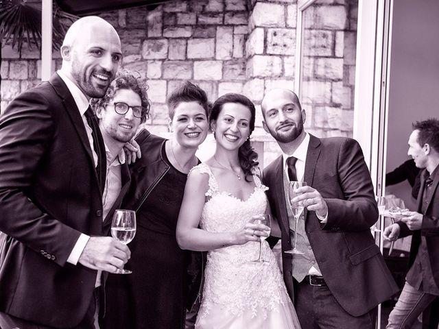 Il matrimonio di Luca e Stefania a Paderno Franciacorta, Brescia 55