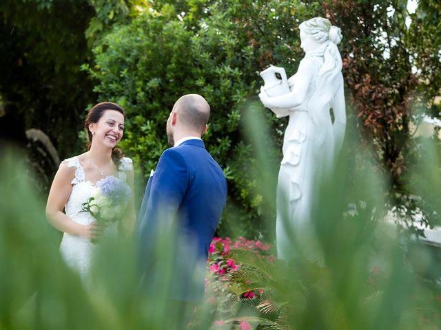 Il matrimonio di Luca e Stefania a Paderno Franciacorta, Brescia 57