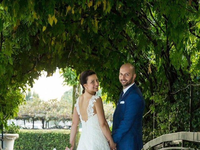 Il matrimonio di Luca e Stefania a Paderno Franciacorta, Brescia 59