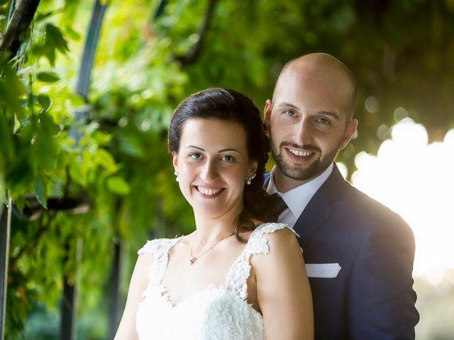 Il matrimonio di Luca e Stefania a Paderno Franciacorta, Brescia 62