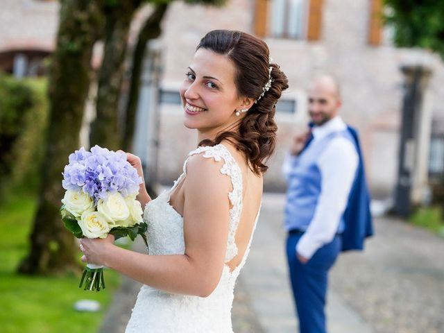 Il matrimonio di Luca e Stefania a Paderno Franciacorta, Brescia 63