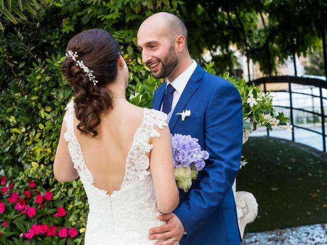 Il matrimonio di Luca e Stefania a Paderno Franciacorta, Brescia 66