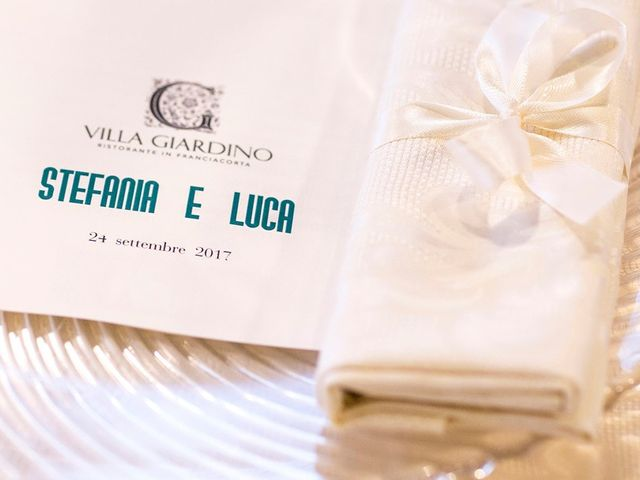 Il matrimonio di Luca e Stefania a Paderno Franciacorta, Brescia 69