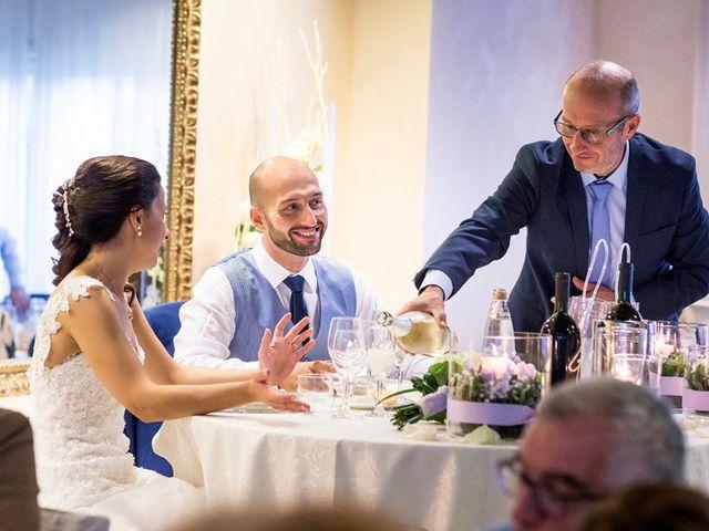 Il matrimonio di Luca e Stefania a Paderno Franciacorta, Brescia 76
