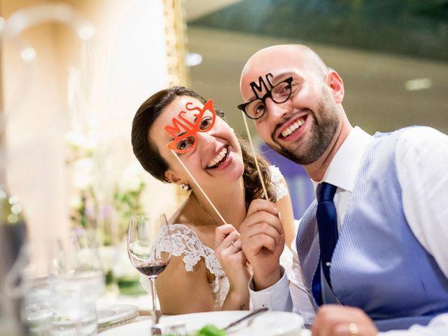 Il matrimonio di Luca e Stefania a Paderno Franciacorta, Brescia 78
