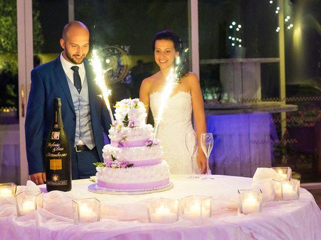 Il matrimonio di Luca e Stefania a Paderno Franciacorta, Brescia 84