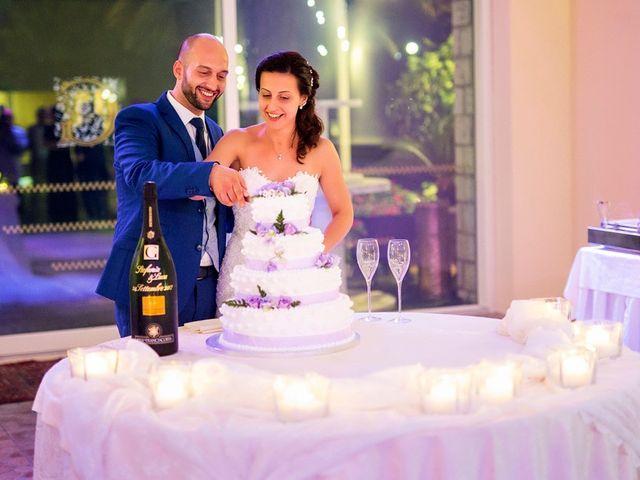 Il matrimonio di Luca e Stefania a Paderno Franciacorta, Brescia 85