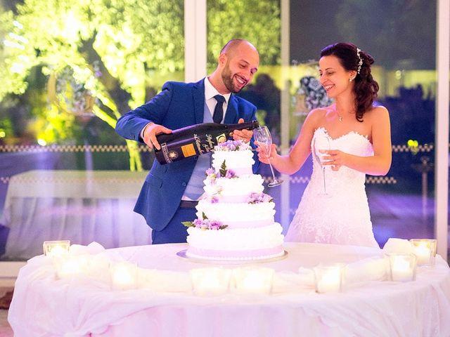 Il matrimonio di Luca e Stefania a Paderno Franciacorta, Brescia 86