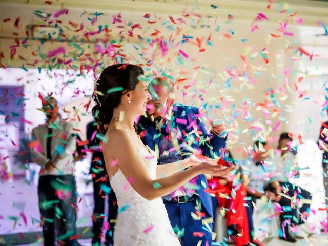Il matrimonio di Luca e Stefania a Paderno Franciacorta, Brescia 87