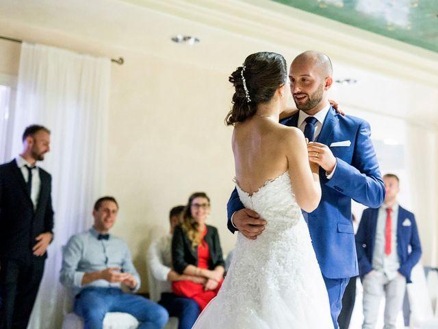 Il matrimonio di Luca e Stefania a Paderno Franciacorta, Brescia 89