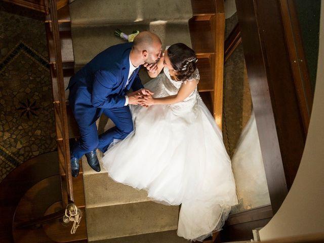 Il matrimonio di Luca e Stefania a Paderno Franciacorta, Brescia 95