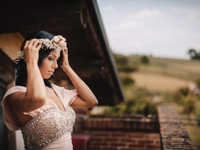Il matrimonio di Edoardo e Giada a Lu, Alessandria 38