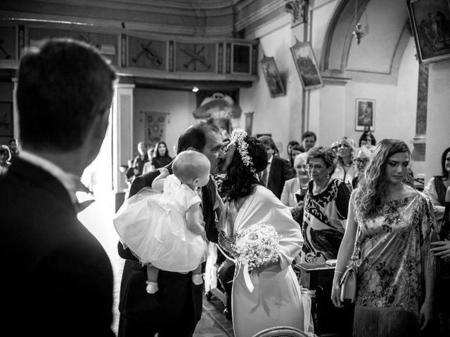 Il matrimonio di Edoardo e Giada a Lu, Alessandria 44