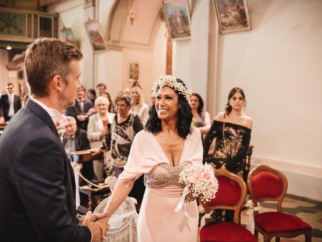 Il matrimonio di Edoardo e Giada a Lu, Alessandria 45