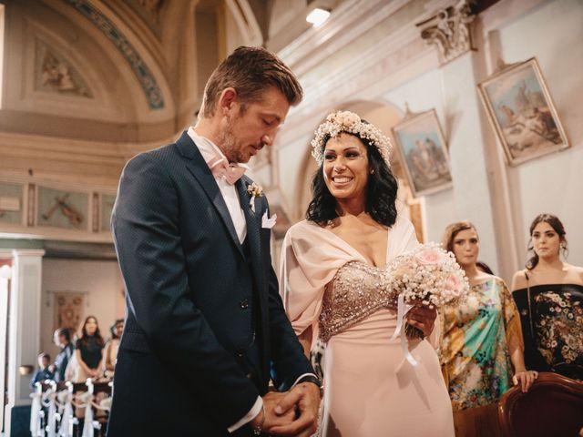 Il matrimonio di Edoardo e Giada a Lu, Alessandria 46