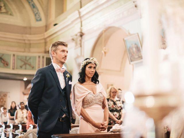 Il matrimonio di Edoardo e Giada a Lu, Alessandria 48
