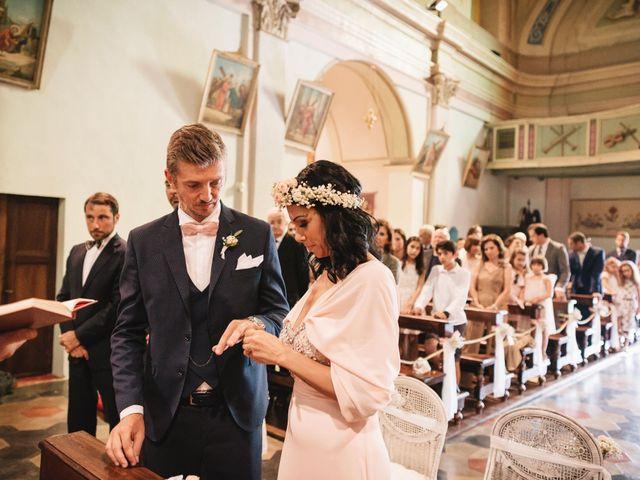 Il matrimonio di Edoardo e Giada a Lu, Alessandria 53