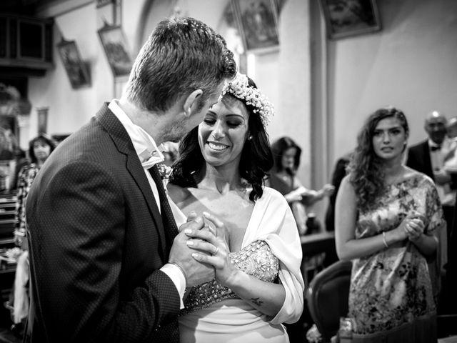 Il matrimonio di Edoardo e Giada a Lu, Alessandria 57