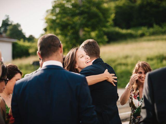 Il matrimonio di Edoardo e Giada a Lu, Alessandria 65