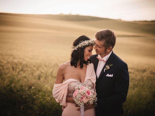 Il matrimonio di Edoardo e Giada a Lu, Alessandria 67