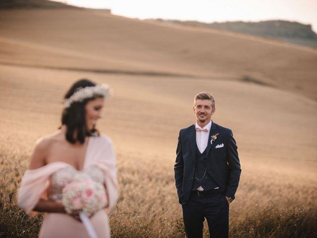 Il matrimonio di Edoardo e Giada a Lu, Alessandria 72