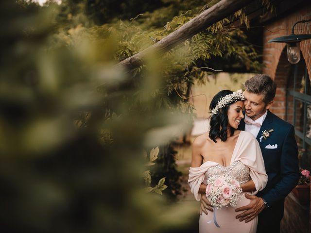 Il matrimonio di Edoardo e Giada a Lu, Alessandria 73