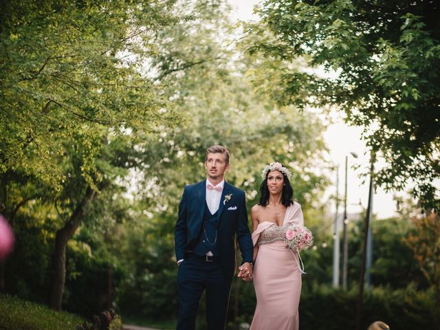 Il matrimonio di Edoardo e Giada a Lu, Alessandria 74