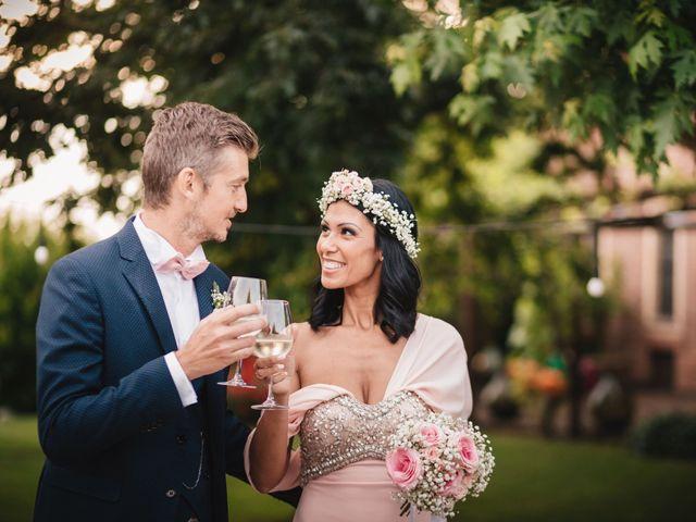 Il matrimonio di Edoardo e Giada a Lu, Alessandria 75