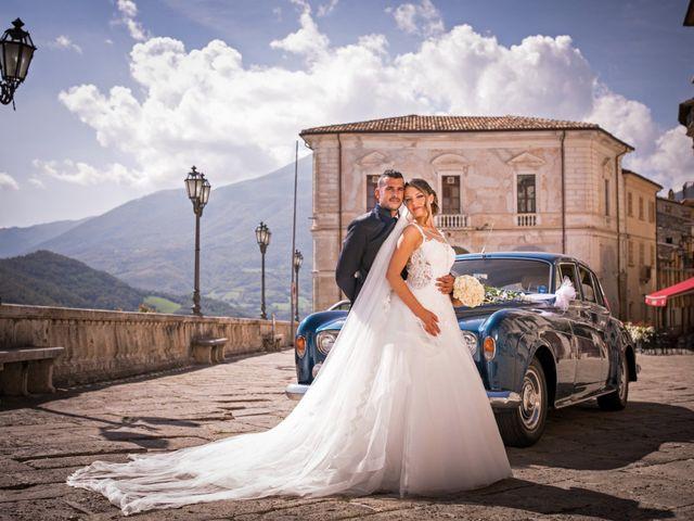 Le nozze di Veonica e Mauro