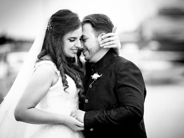 Le nozze di Debora e Fabrizio