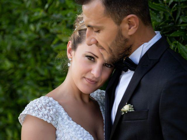 Le nozze di Valentina e Vincenzo