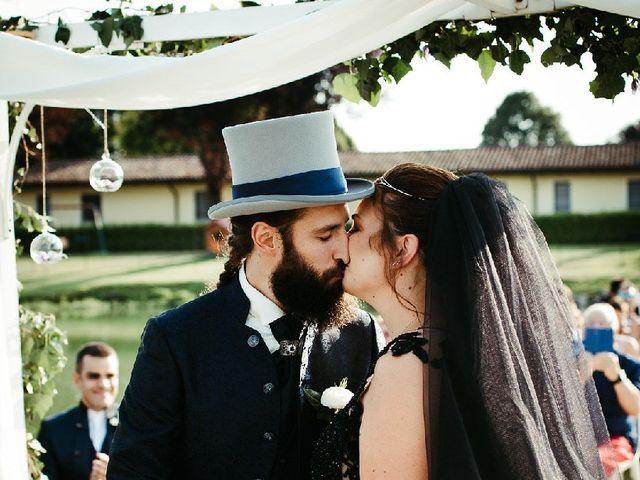 Il matrimonio di Antonio  e Erica  a Salvirola, Cremona 7