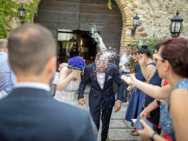 Il matrimonio di Valentino e Maristella a Costermano, Verona 12
