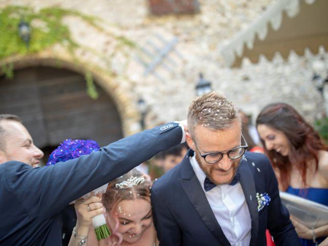 Il matrimonio di Valentino e Maristella a Costermano, Verona 13