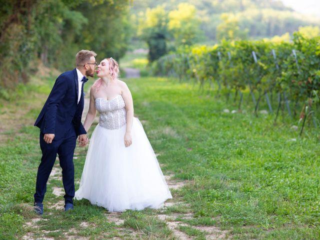 Il matrimonio di Valentino e Maristella a Costermano, Verona 15