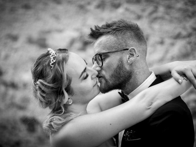 Il matrimonio di Valentino e Maristella a Costermano, Verona 16