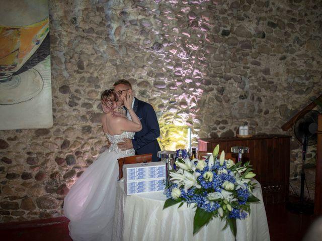 Il matrimonio di Valentino e Maristella a Costermano, Verona 19