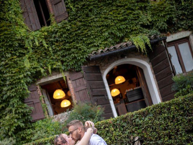 Il matrimonio di Valentino e Maristella a Costermano, Verona 20