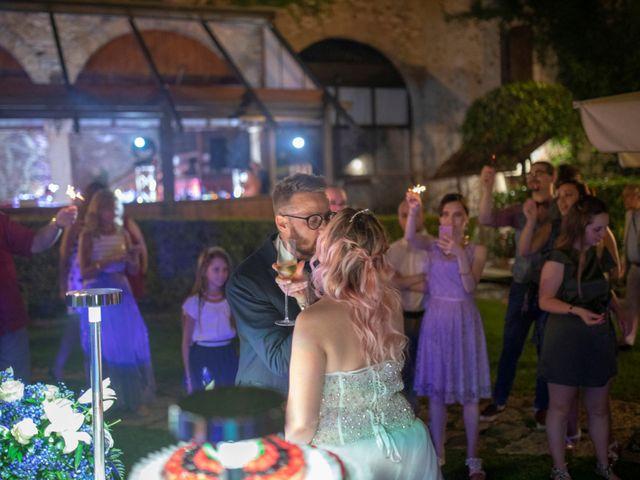 Il matrimonio di Valentino e Maristella a Costermano, Verona 21