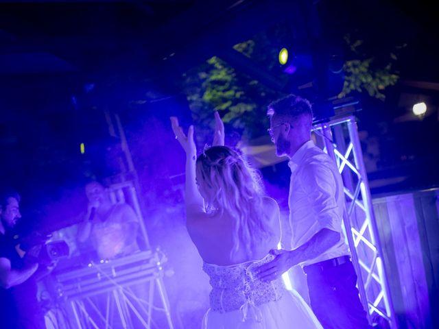 Il matrimonio di Valentino e Maristella a Costermano, Verona 23
