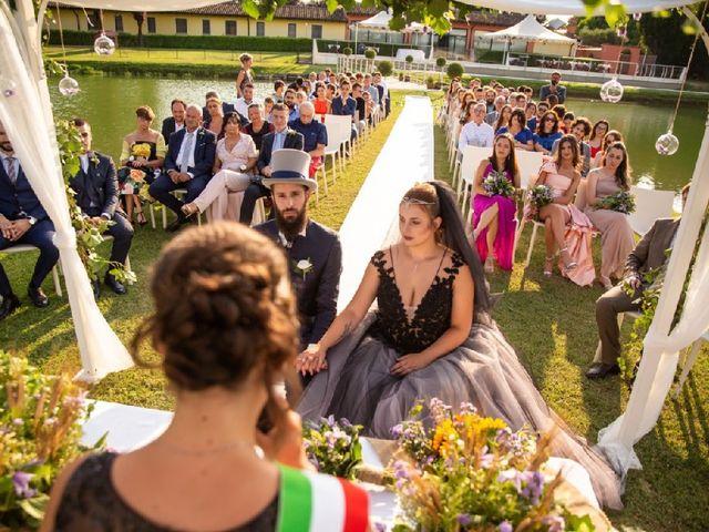 Il matrimonio di Antonio  e Erica  a Salvirola, Cremona 18